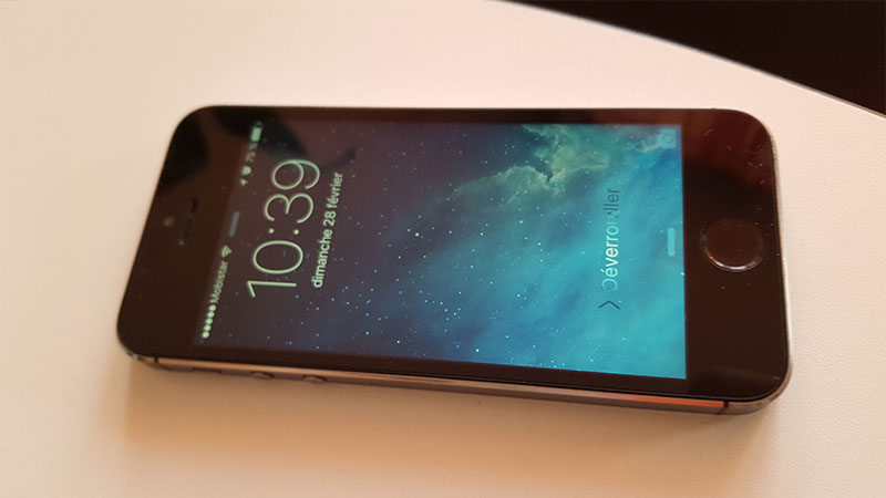 Belgium iPhone Forum - belgium-iphone.lesoir.be • Consulter le sujet - IPHONE 5S - 64 GB - COMME NEUF ! + bumber de...